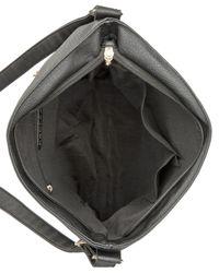 Rampage | Black Bondage Large Messenger Bag | Lyst