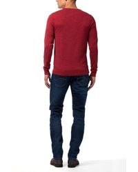 Tommy Hilfiger | Red Pacific Jumper for Men | Lyst