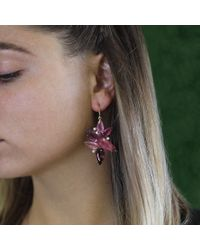 Irene Neuwirth | Mixed Pink Tourmaline Earrings | Lyst