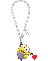 Tatty Devine | Metallic Minions Bob Necklace | Lyst