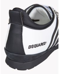 DSquared² - Black 251 Sneakers for Men - Lyst