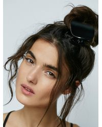 Free People - Black Medusa S Heirlooms Womens Round Gradient Yoga Claw - Lyst