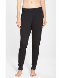 Zella | Black 'keep It Up' Pants | Lyst