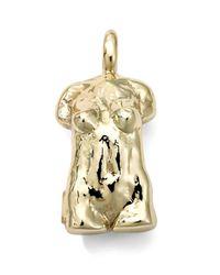 Ippolita | Metallic 18k Yellow Gold Statue Charm | Lyst