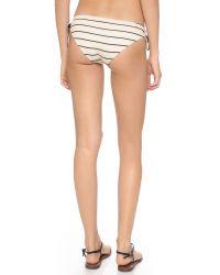 Solid & Striped - Black Jane Bikini Bottoms - Lyst