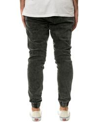 Ezekiel - Black The Wreck It Jogger Pants for Men - Lyst