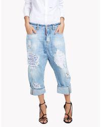 DSquared² | Blue Kawaii Jeans | Lyst