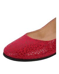 French Sole | Red Zeppa | Lyst