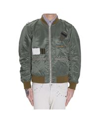 Luker By Neighborhood - Green L-2b Jacket for Men - Lyst