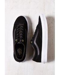 121697db75 Lyst - Vans Suede 36 Slim Low-Top Women S Sneaker in Black