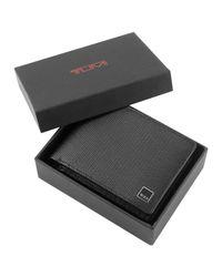 Tumi - Black Monaco Bi-fold Wallet - Lyst