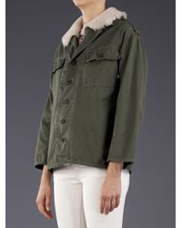 Harvey Faircloth - Green Military Jacket - Lyst