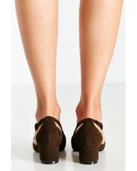 Jeffrey Campbell - Natural Tulloch Cutout Heel - Lyst