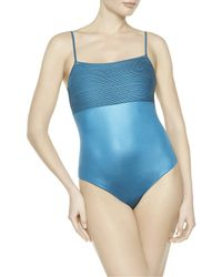 La Perla | Blue Non-wired One-piece | Lyst