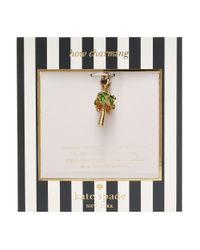 Kate Spade | Green How Charming Palm Tree Charm | Lyst
