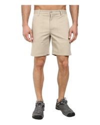Woolrich | Natural Milestone Short for Men | Lyst