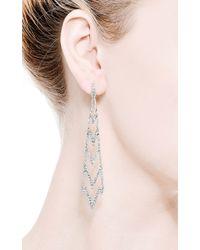 Stephen Webster - Metallic Lady Stardust Long Earrings - Lyst