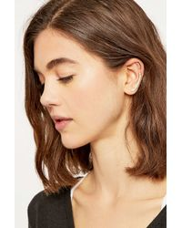 Urban Outfitters - Metallic Pretty Ear Cuff And Ear Climber Pack - Lyst