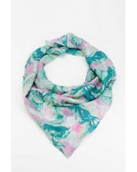 Urban Outfitters | Blue Pina Colada Headscarf | Lyst