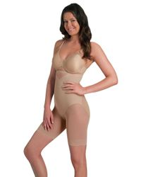 Miraclesuit | Natural Sexy Sheer Shaping Hi Waist Thigh Slimmer | Lyst