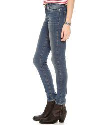 Won Hundred - Blue Lillian Jeans - Lyst