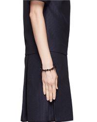 Joomi Lim | Black Matte Spike Chain Bracelet | Lyst