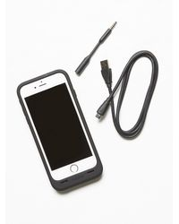 Free People | Black Mophie Womens Juice Pack Plus Charging | Lyst