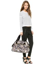 LeSportsac   Pink Erickson Beamon For Silvia Carry On Bag - Glenda Print   Lyst