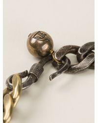 Lanvin | Pink 'bahia' Short Necklace | Lyst