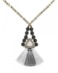 BaubleBar | Metallic Nolita Pendant | Lyst