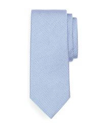 Brooks Brothers | Blue Houndstooth Tie for Men | Lyst