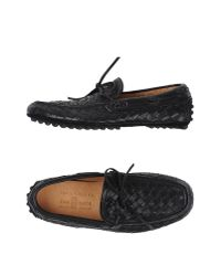 Car Shoe | Black Moccasins for Men | Lyst