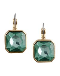 Marc By Marc Jacobs - Green Earrings - Lyst