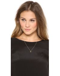 Samantha Wills - Metallic Astrology Necklace - Capricorn - Lyst