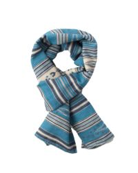 Faherty Brand | Blue Shelter Scarf for Men | Lyst