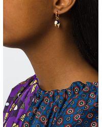 Aurelie Bidermann - Metallic Takayama Earrings - Lyst