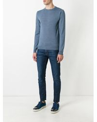 Éditions MR - Blue Stanislas Pullover for Men - Lyst