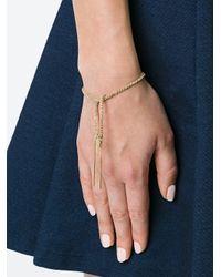 Carolina Bucci - Metallic Peace Lucky Bracelet - Lyst