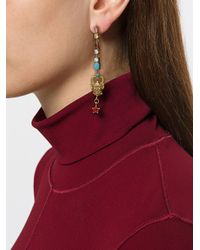 Iosselliani - Multicolor Puro Satyr Earrings - Lyst