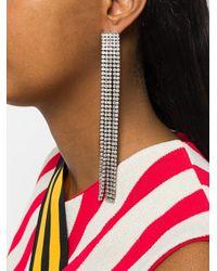 Marc Jacobs - White River Earrings - Lyst