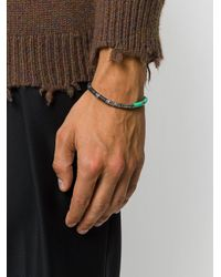 M. Cohen - Multicolor Pendant Bracelet for Men - Lyst