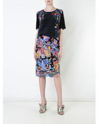 Romance Was Born - Multicolor Aura Portal T-shirt - Lyst