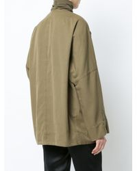 Raquel Allegra - Green Military Jacket - Lyst