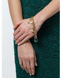 Aurelie Bidermann - Multicolor Apple Core Pendant/charm - Lyst