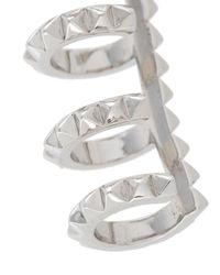 Kasun - Metallic Cage Cuff Earring - Lyst