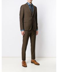 Tagliatore Brown Two-piece Suit for men