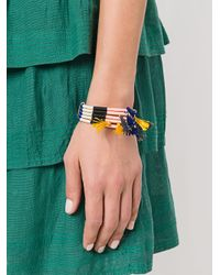 Isabel Marant - Multicolor Layered Bracelet - Lyst