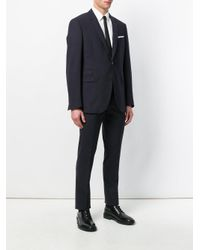Neil Barrett - Blue Two Piece Suit for Men - Lyst