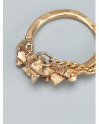 Imogen Belfield - Metallic 'zatanna' Bracelet - Lyst