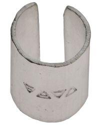 Bjorg - Metallic Bronze Ring - Lyst